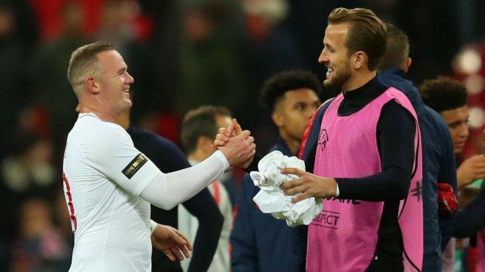 Inggris vs Kroasia: Beban Harry Kane sebagai Penerus Rooney