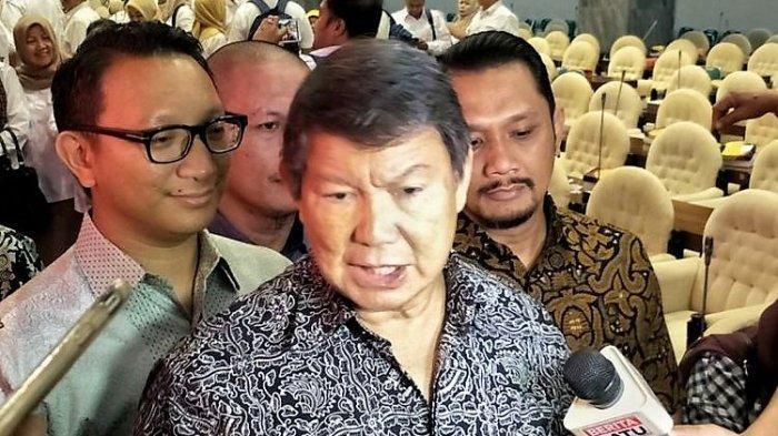 Soal Pembagian Jatah Menteri Kubu 02, AHY Tak Kecewa, TKN Jokowi-Maruf: Mereka Masih Rapuh