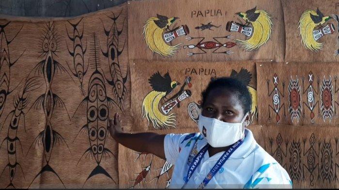 Intip Kerajinan Tangan Khas Papua, Harga Bisa Capai Jutaan Rupiah Loh