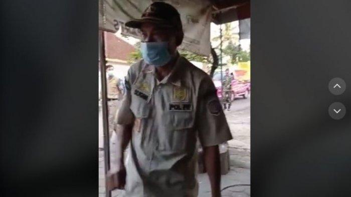 Heboh Satpol PP Minta Tukang Tambal Ban Layani Secara Online, Video yang Viral Ternyata Editan