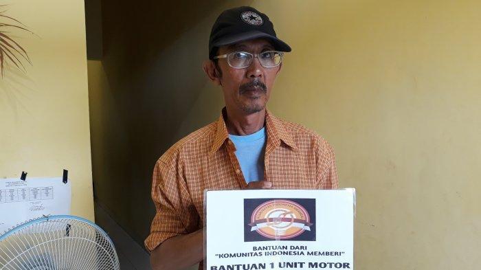 Kisah Hendar, Driver Ojek Online Tetap Antar Makanan Meski Motor Hilang Hingga Dihubungi Awkarin