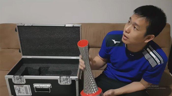 Hendra Setiawan OptimisHadapiOlimpiade Tokyo Tahun Depan hingga Persiapan Setelah Pensiun