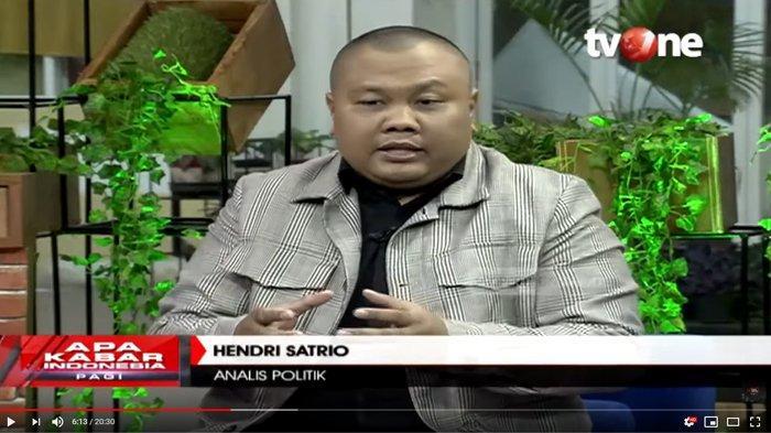 Diledek Analis Politik TKN yang 'Nyamar' jadi BPN, Ferdinand Hutahaean Langsung Bereaksi Ini: Gawat