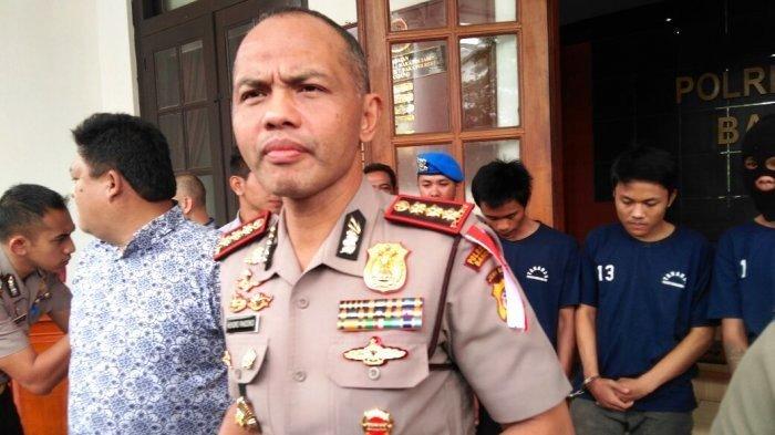 Sita 201 Kg Sabu di Petamburan, Polisi: 100 Juta Jiwa Manusia Terselamatkan