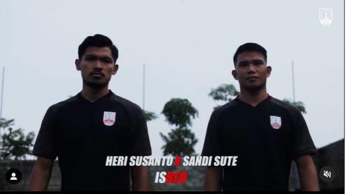 Tancap Gas, Terkuak Alasan Persis Solo Datangkan Penggawa Persija Jakarta Sandi Sute & Heri Susanto