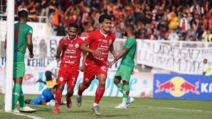 Meski Dirumorkan Bakal ke Arema FC, Pemain Ini Tetap Diperkenalkan Persija Jakarta Lalu Cetak Gol