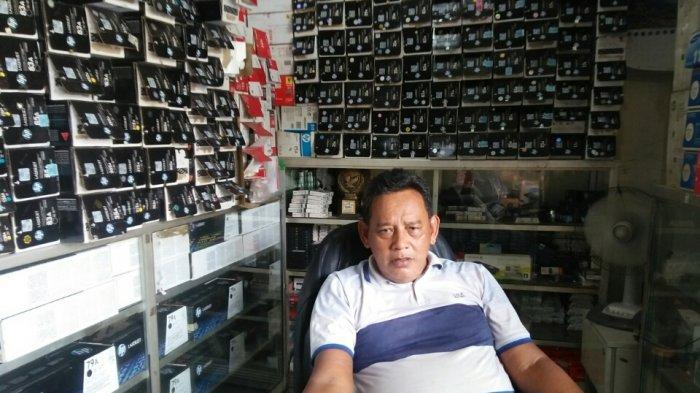 Pedagang Berharap Harga Sewa Kios Rusunawa di Pasar Rumput Terjangkau