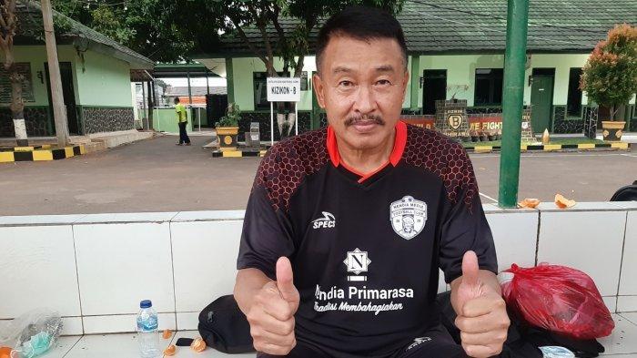 Filosofi Kiper Ala Pemain Legendaris Indonesia Herman Syah: 90% Tak Konsentrasi Maka 100% Kegagalan