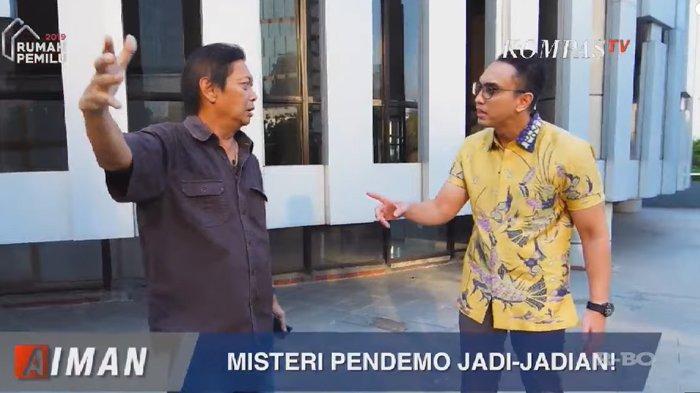 Terlunta Tak Bisa Pulang di Pondok Indah, Pendemo Jadi-Jadian Kesal: Koordinator Kabur, Kita Di-PHP