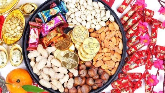 Selamat Tahun Baru Imlek! 7 Makanan Ini Dipercaya Bawa Hoki saat Disajikan di Hari Imlek, Apa Saja?