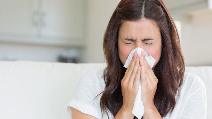 Cara Meringankan Bersin-bersin dan Hidung Tersumbat yang Jadi Gejala Baru Positif Covid-19