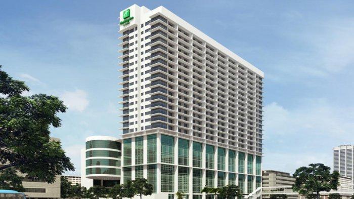 Resmi Dibuka Ini Berbagai Fasilitas Yang Ditawarkan Hotel Holiday Inn Suites Di Gajah Mada Tribun Jakarta