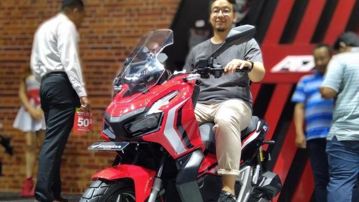 Honda ADV 150 Jadi Bahan Komparasi dengan Yamaha Nmax, Mana yang Lebih Menarik?