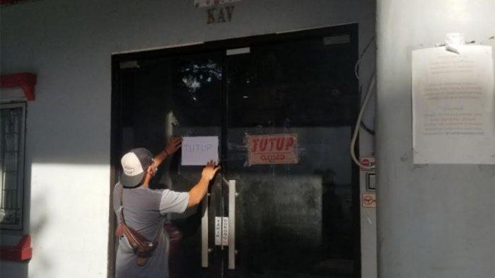 Resmi, Pemkot Tangerang Segel Hotel Alona yang Viral Jadi Sarang Prostitusi