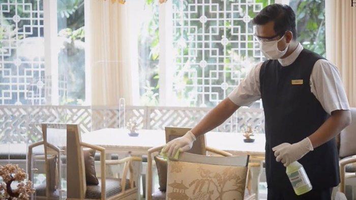 Hotel Mulia Senayan Terapkan Protokol Kesehatan di Masa Pandemi Covid-19