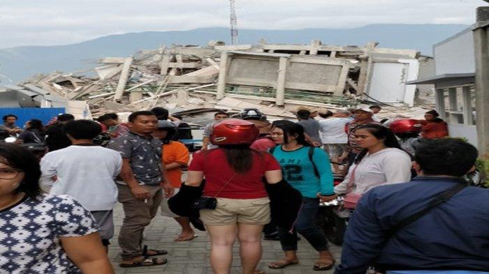 Kisah 4 Atlet yang Tewas di Hotel Roa Roa, Tiga Diantaranya Pelopor Paralayang Sulawesi Utara