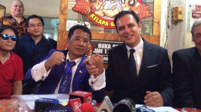 Keluarga Korban Lion Air PK LQP Klaim Terima Ancaman, Hotman Paris Gandeng Pengacara AS