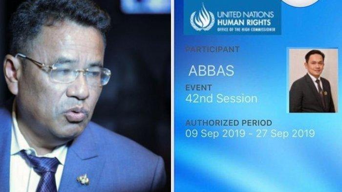 Farhat Abbas Ngaku Hadir di Acara PBB, Hotman Paris: Cegah Indonesia Ditertawakan di Luar Negeri
