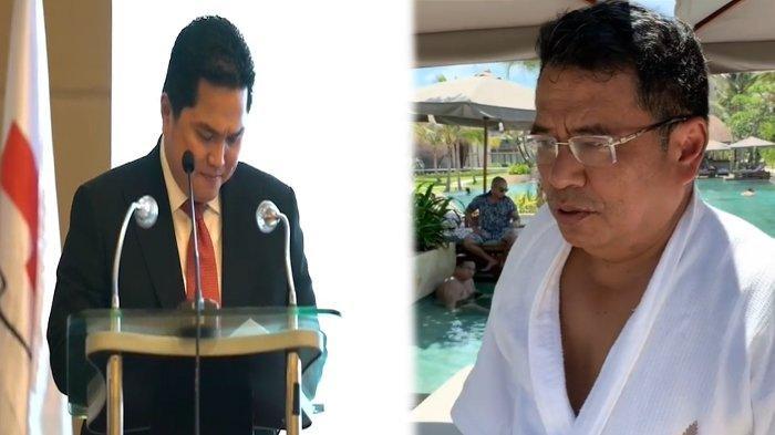 Desak Erick Thohir Tindak Pramugari Garuda yang Terlibat Isu Miring, Hotman Paris: Kok Dibiarkan?