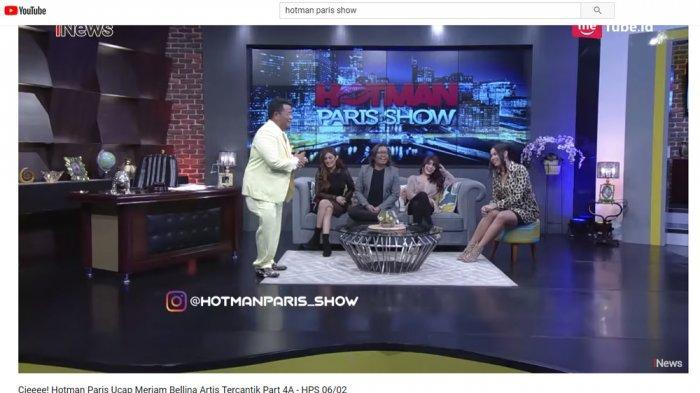 Hotman Paris Singgung Pimpinan Parpol di Prostitusi Kelas Atas: Main di Hongkong Pakai Private Jet