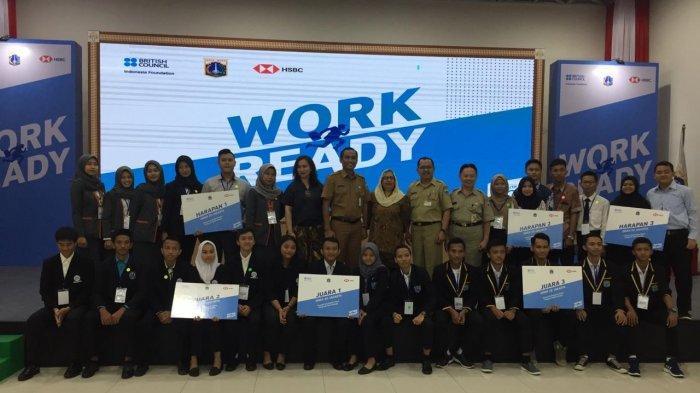 Demi Tingkatkan Kapasitas Lulusan SMK, British Council & HSBC Gelar Program Career Day