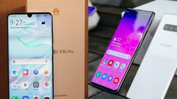 Adu Hebat Huawei P30 Pro Vs Samsung Galaxy S10 Plus, Mana yang Paling Moncer?