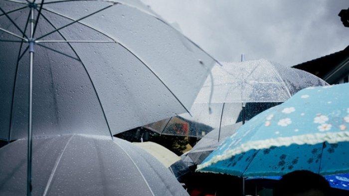 Prediksi Cuaca dari BMKG, Senin 25 Januari 2021: Sebagian Besar Wilayah Berpotensi Hujan Ringan