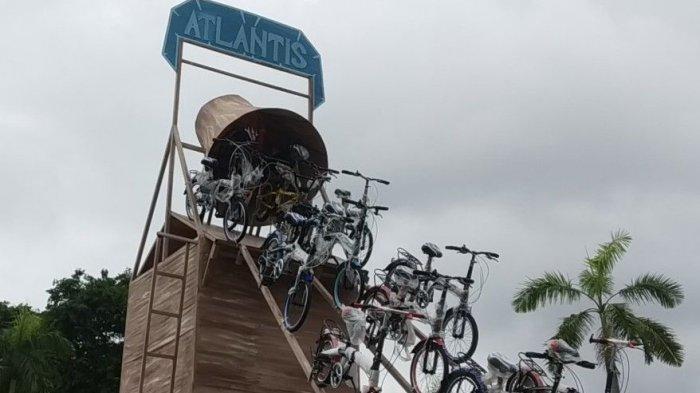 Berenang di Atlantis Ancol Per 1 Februari-18 April 2020 Bisa Bawa Pulang Sepeda Brompton