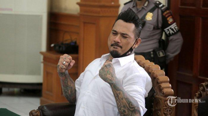 Dituding Settingan Laporan Jerinx ke Polisi, Adam Deni Bersuara: Kalian Lihat Saja Seserius Apa Saya