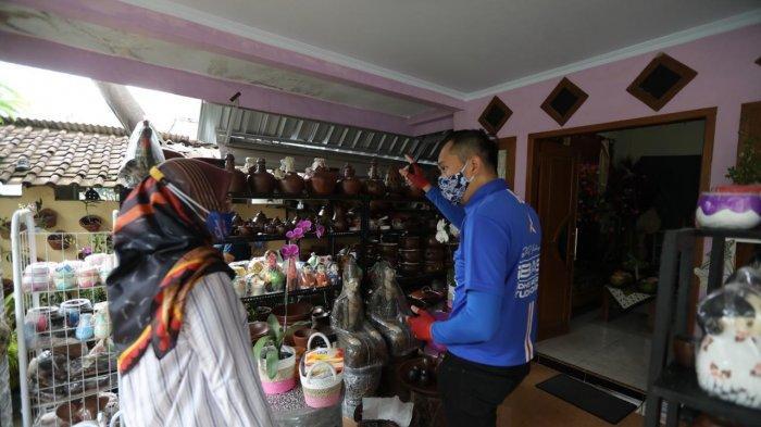 Kunjungi Desa Purowosari, Ibas: Gerabah Potensi Lokal Kualitas Dunia