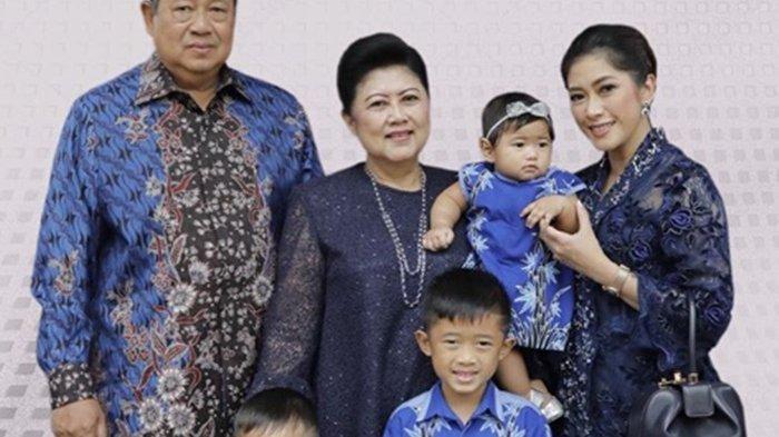 Mimpikan Ibu Ani & SBY Tengah Bersiap Pergi, Istri Edhie Baskoro Nangis Beberkan Pesan Mertua