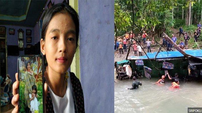 Bus Sriwijaya Masuk Jurang Renggut Nyawa Ibu dan Adiknya, Video Call Terakhir Membekas di Hati Puja