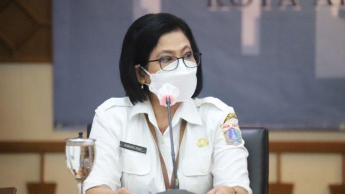 Ketua Pelaksana PPDB 2021 Jakarta Utara Sri Rahayu Asih Subekti.
