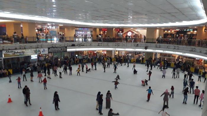 ice skeating mal taman anggrek - 3 Spot Ice Skating Di Daerah Jakarta, Cocok Untuk Liburan Keluarga