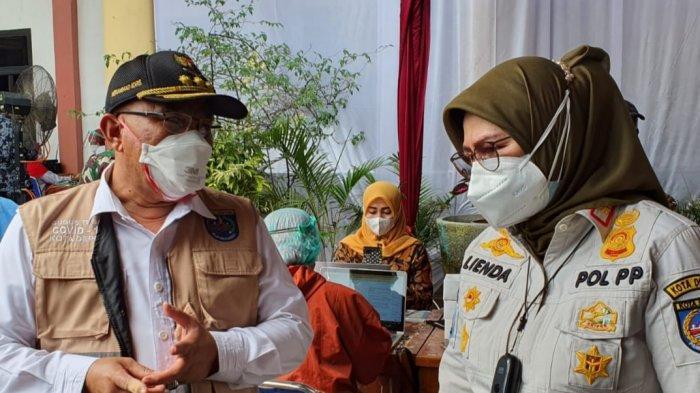 Wali Kota Idris Imbau Instansi Vertikal Tidak Gunakan Nakes Pemerintah dalam Program Vaksinasi