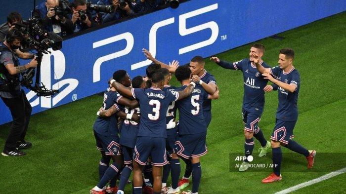 Hasil Liga Champions Semalam: Gol Perdana Messi Bawa PSG Menang, AC Milan dan Manchester City Kalah