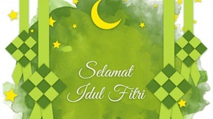 Sederet Pantun Lucu Ucapan Selamat Idul Fitri 1441 H, Cocok Dibagikan ke Kerabat