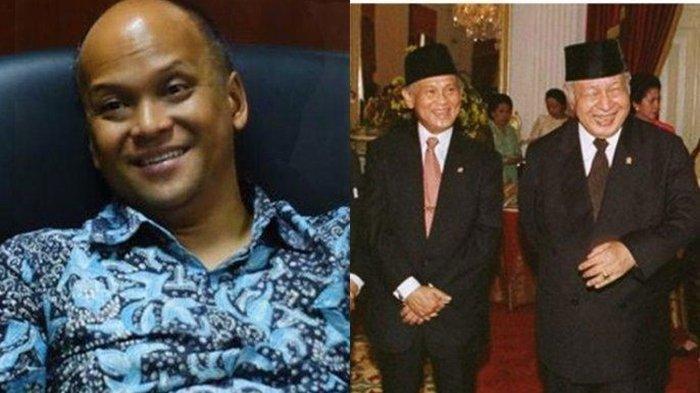 Pernikahan Insana Abdul Adjid Pakai Adat Gorontalo, Tekuak Momen Kebersamaan BJ Habibie & Soeharto