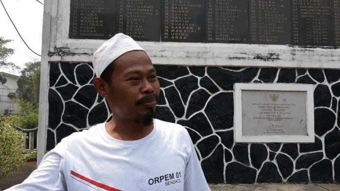 Kisah Taman Makam Pahlawan Seribu di Tangsel, Juru Kunci Ungkap Arti Nama Pahlawan Serbu