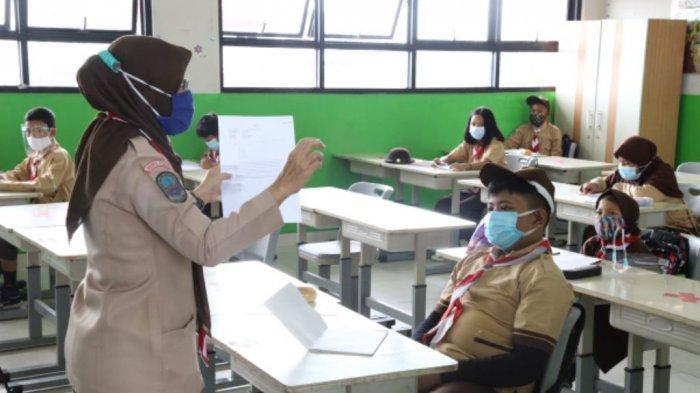 Jumlah Sekolah yang Ikuti Uji Coba Belajar Tatap Muka di Jakarta Utara Bisa Bertambah