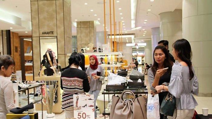Tunjukkan Jari Bertinta Usai Mencoblos, Anda Bisa Nikmati Sederet Promo di Lotte Shopping Avenue