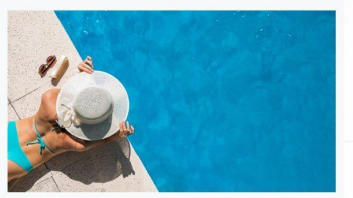 Simak Cara Aman Berenang di Pantai atau Kolam saat Pandemi Covid-19
