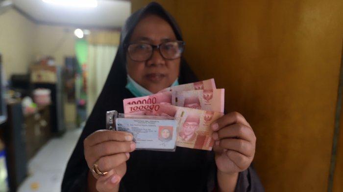 74.684 Warga Jakarta Barat Bakal Dapat Bansos Tunai, Wali Kota: Beli Kebutuhan Pokok