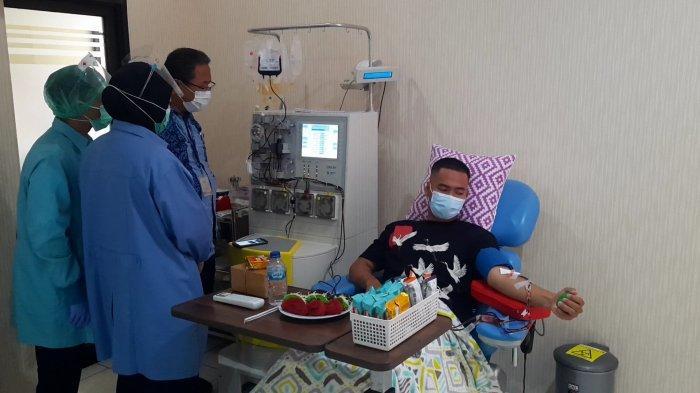 Minat Donor Plasma Konvalesen di PMI Kota Bekasi Tinggi, Tapi yang Lolos Hanya Sepertiga Saja