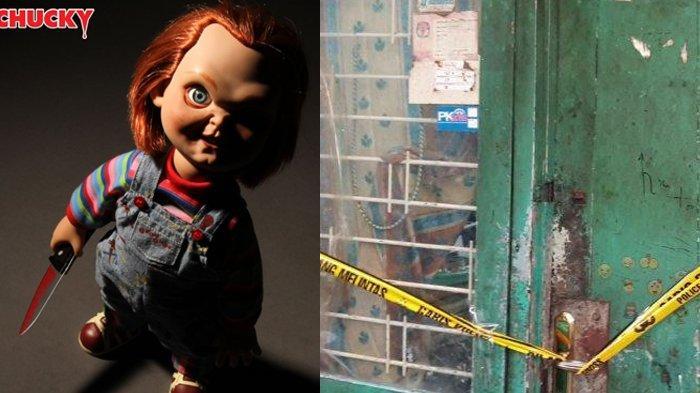 ABG yang Bunuh Korbannya Secara Sadis Ternyata Hobi Nonton Film Chucky, Ini Kronologinya