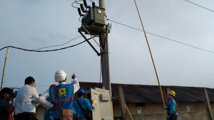 Kasus Covid-19 Meningkat di Bekasi, PLN Pastikan Pasokan Listrik di Ruang Isolasi Aman