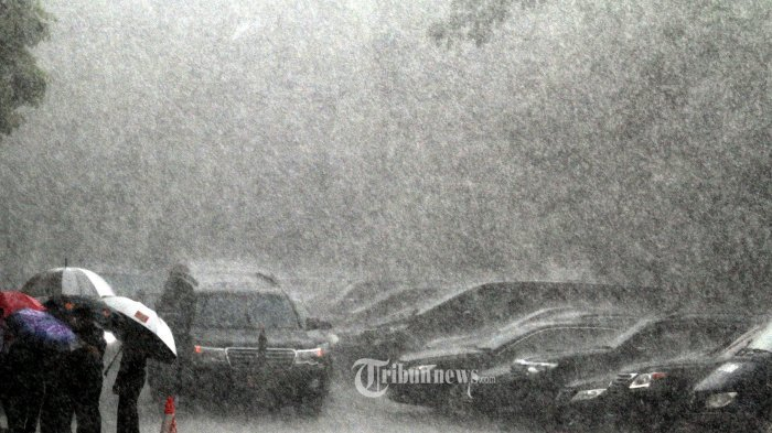 Waspada Hujan Lebat dan Cuaca Ekstrem, Ini Daftar 82 Wilayah Rawan Banjir di Jakarta