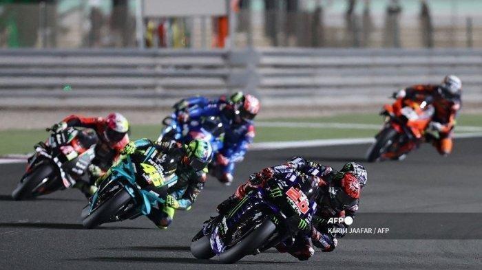 LINK LIVE STREAMING MotoGP Italia 2021 di Trans7, Minggu (30/5/2021) Pukul 19.00 WIB