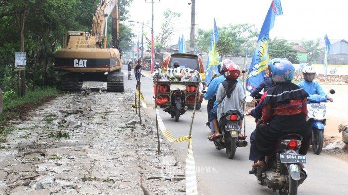 Hati-hati! Ada 8.998 Jalan Rusak di DKI, Terbanyak di Jakarta Utara