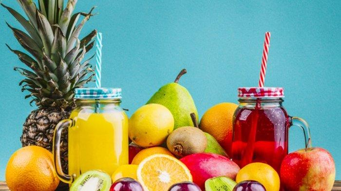 Bagi Kamu Penderita Darah Tinggi, Begini Racikan Jus Buah dan Sayur Sebagai Obat Herbal